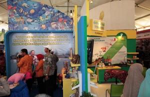 Suasana pameran nasional Hari Nusantara 2015 di Lampulo, Banda Aceh (Foto M Iqbal/SeputarAceh.com)