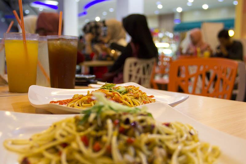 New Japaghetti Bento Dash di Suzuya Mall Banda Aceh_SA