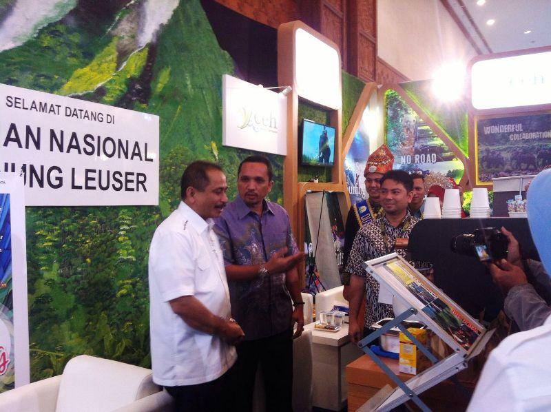 Aceh Ikut Serta dalam Pameran Deep & Extreme Indonesia_1