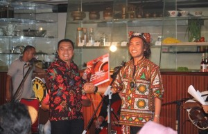 Batavia Publishing Launching Buku Puisi karya Fikar W. Eda_IST