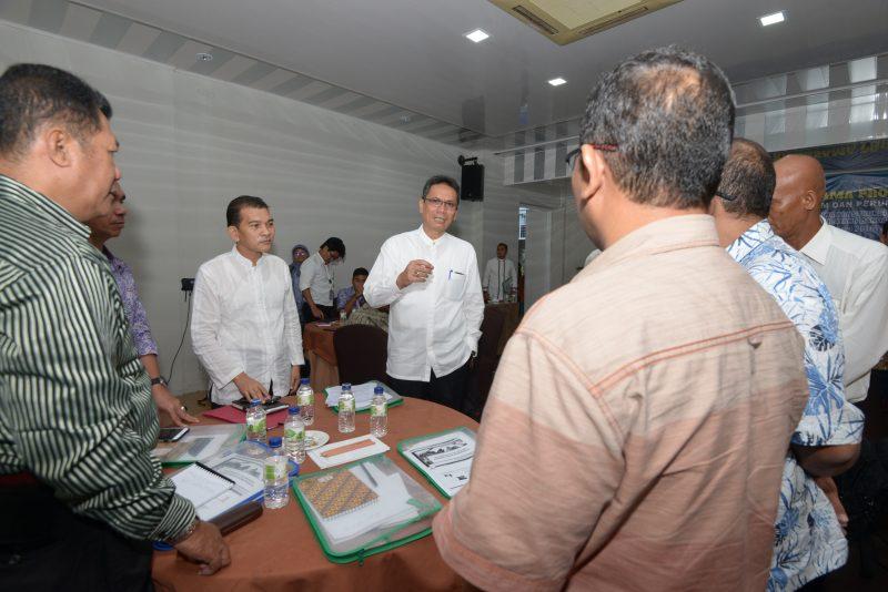 Forum Mitra UJK Harus Mampu Tuntaskan Masalah Konstruksi di Aceh