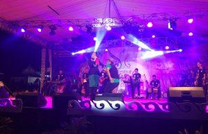 Meurandeh Band saat tampil di PHR Festival Sabang Fair 2016