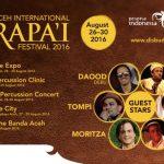 Aceh Internation Rapai Festival 2016_Disbudpar Aceh