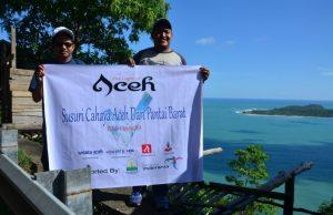 The_Light_of_Aceh_Tim Famtrip Susuri Cahaya Aceh dari Pantai Barat singgah di Puncak Gurutee, Rabu (27072016)