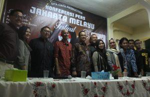 Konferensi Pers Jakarta Melayu Festival 2016_Dok Panitia_1