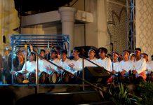 Pembukaan Aceh International Rapa'i Festival 2016 (Foto Wanda Haris Purnama)