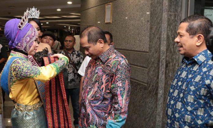 """Disbudpar Aceh Gelar Rakor """"Aceh sebagai Destinasi Wisata Halal Unggulan"""""""