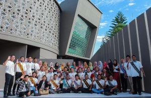 Annual Meeting Agam Inong Aceh 2016 di Museum Tsunami (Foto Wanda Haris Purnama)