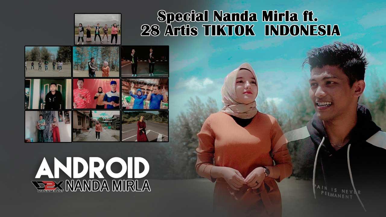 Lagu Android Nanda Mirla.