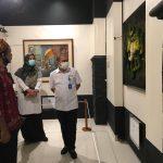 Kadisbudpar Aceh Buka Pameran Lukisan di Museum Aceh_disbudpar_aceh-1